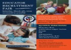 Educator Recruitment Fair
