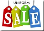 2019-2020 Uniform Sale